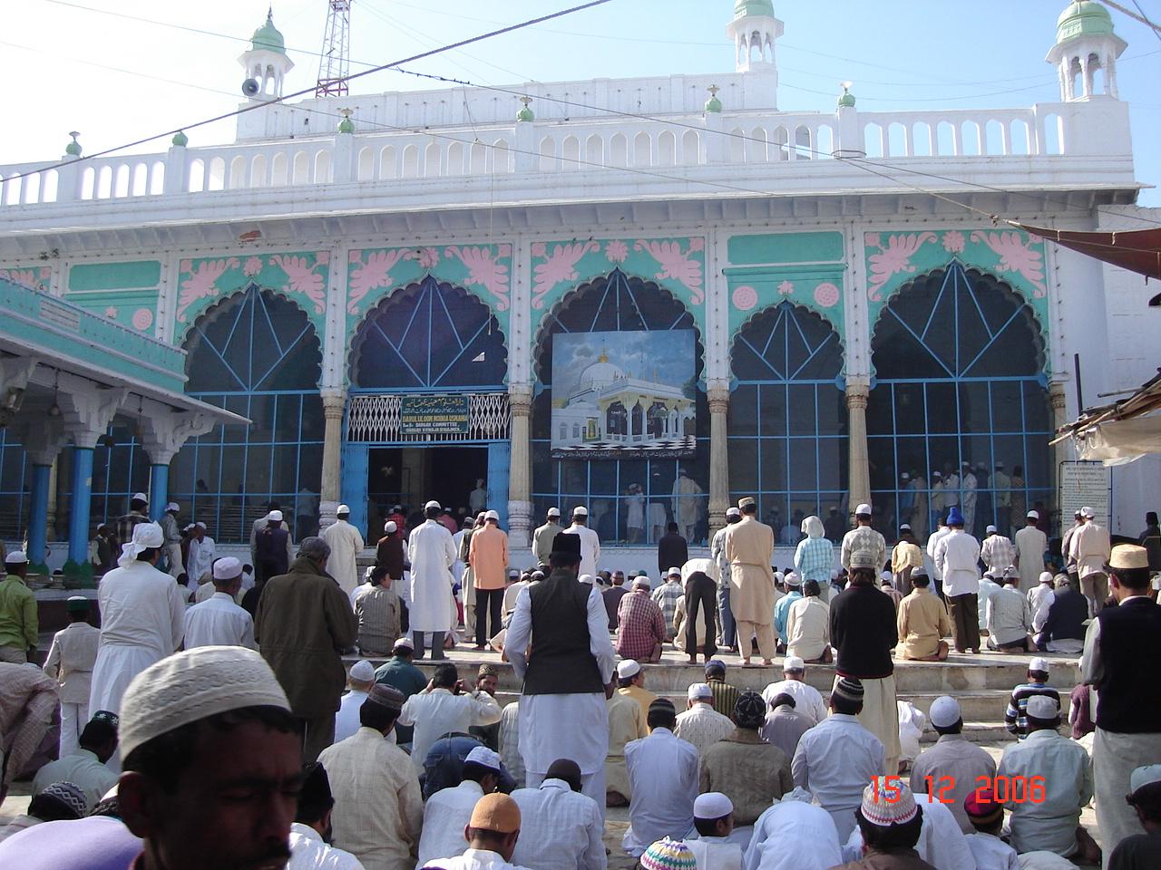 Dargah Shareef of Khwaza Moinuddin Chishti Ajm...