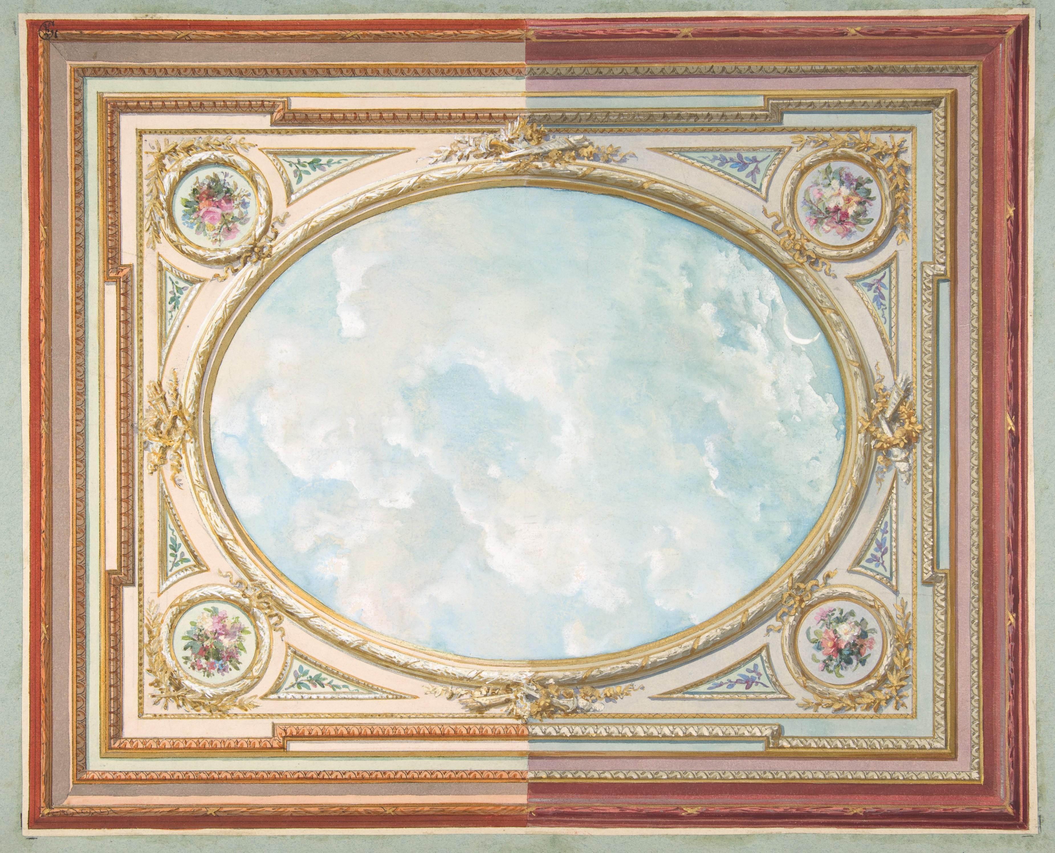 Trompe L Oeil Sky Met Dp811672 Jpg