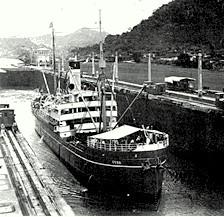 الحرب ال - الحرب العالميه الاولى Die_Coblenz_%281898%29_im_Panamakanal