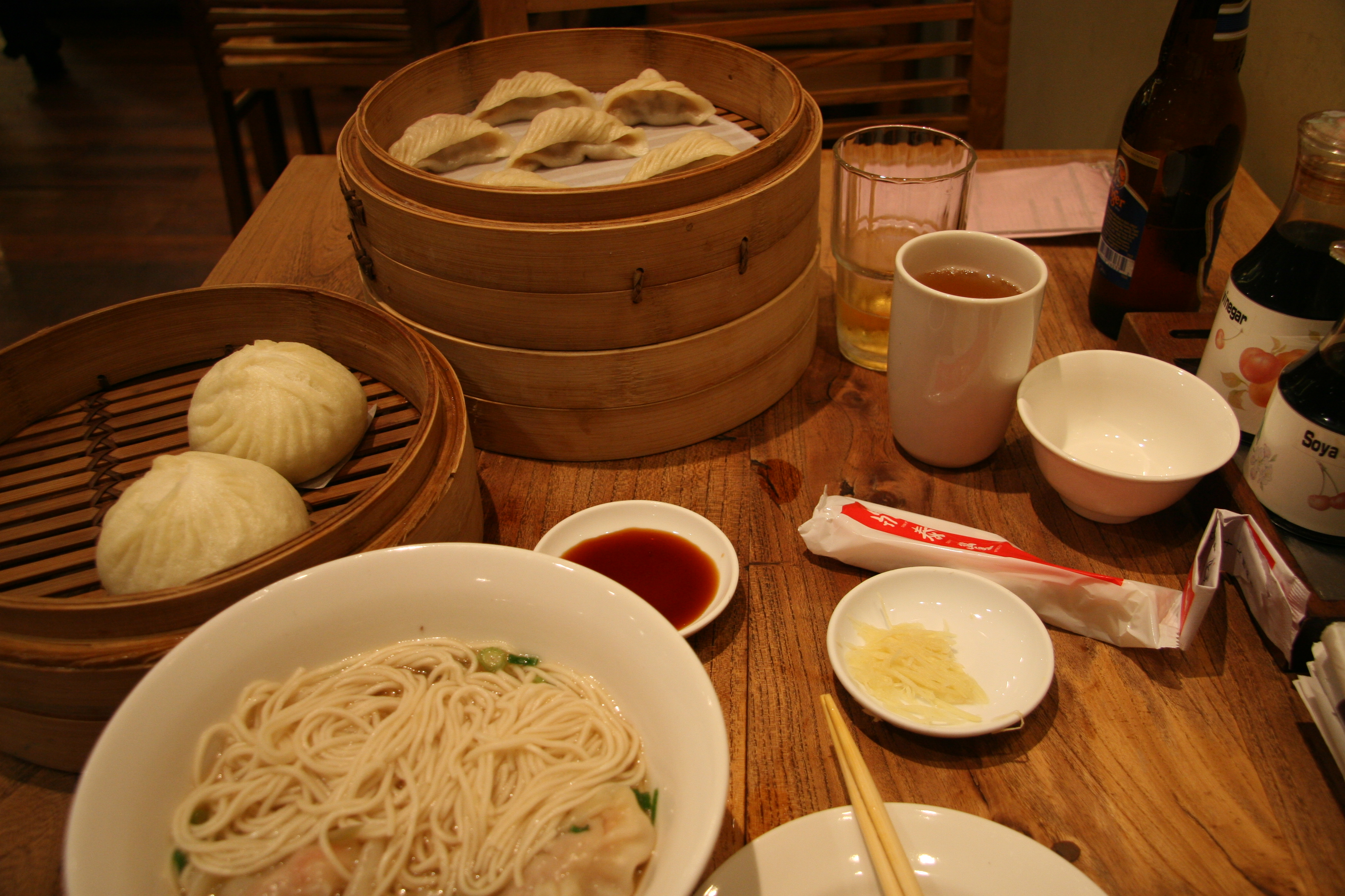ding tai fung The latest tweets from din tai fung (@dintaifungindo) official twitter account of din tai fung indonesia an award winning restaurant of taiwanese origin with its famous handmade soup dumplings.
