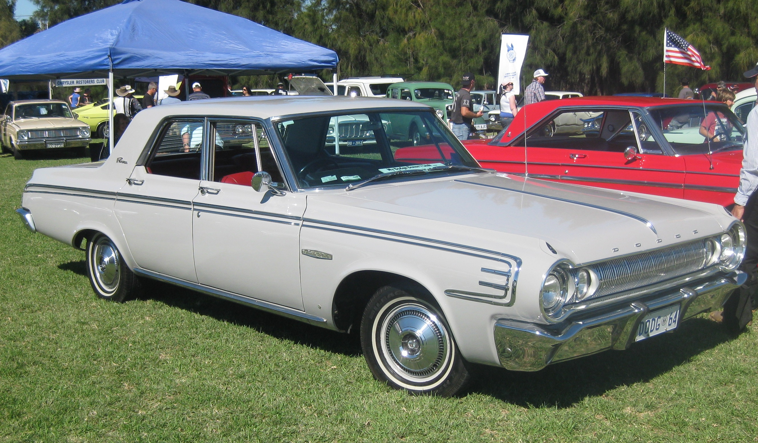 File Dodge Phoenix 1964 Jpg Wikimedia Commons