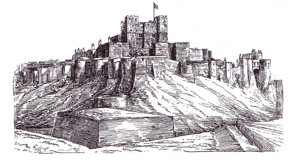 filedover castle 19th century drawingjpg