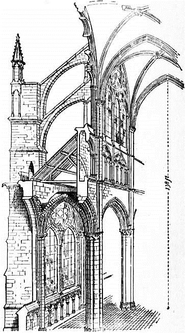 EB1911 Cathedral - Fig. 8.—Perspective of Amiens Cathedral.jpg