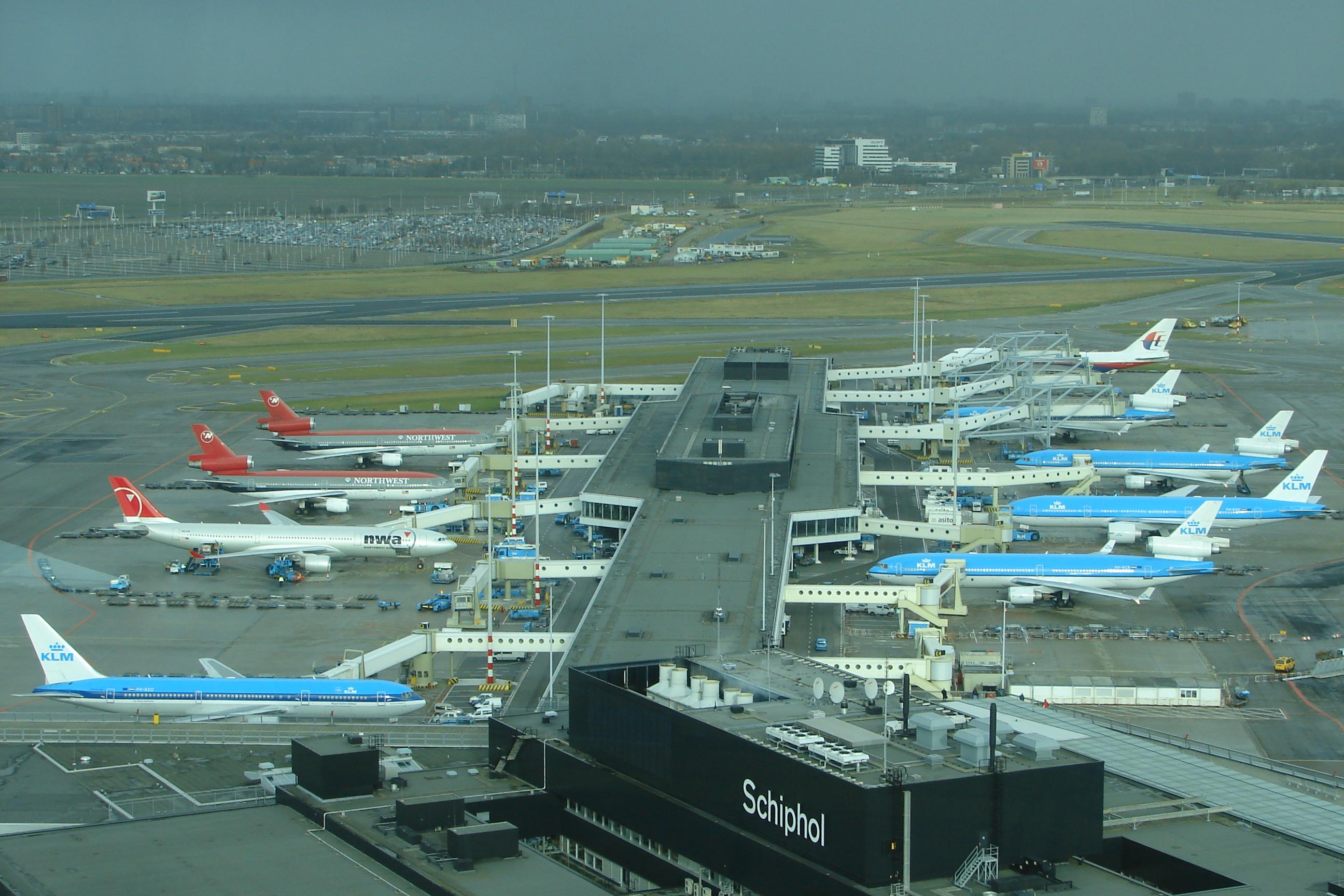 Aeroporto Amsterdam : Aeroporto di amsterdam schiphol wikiwand