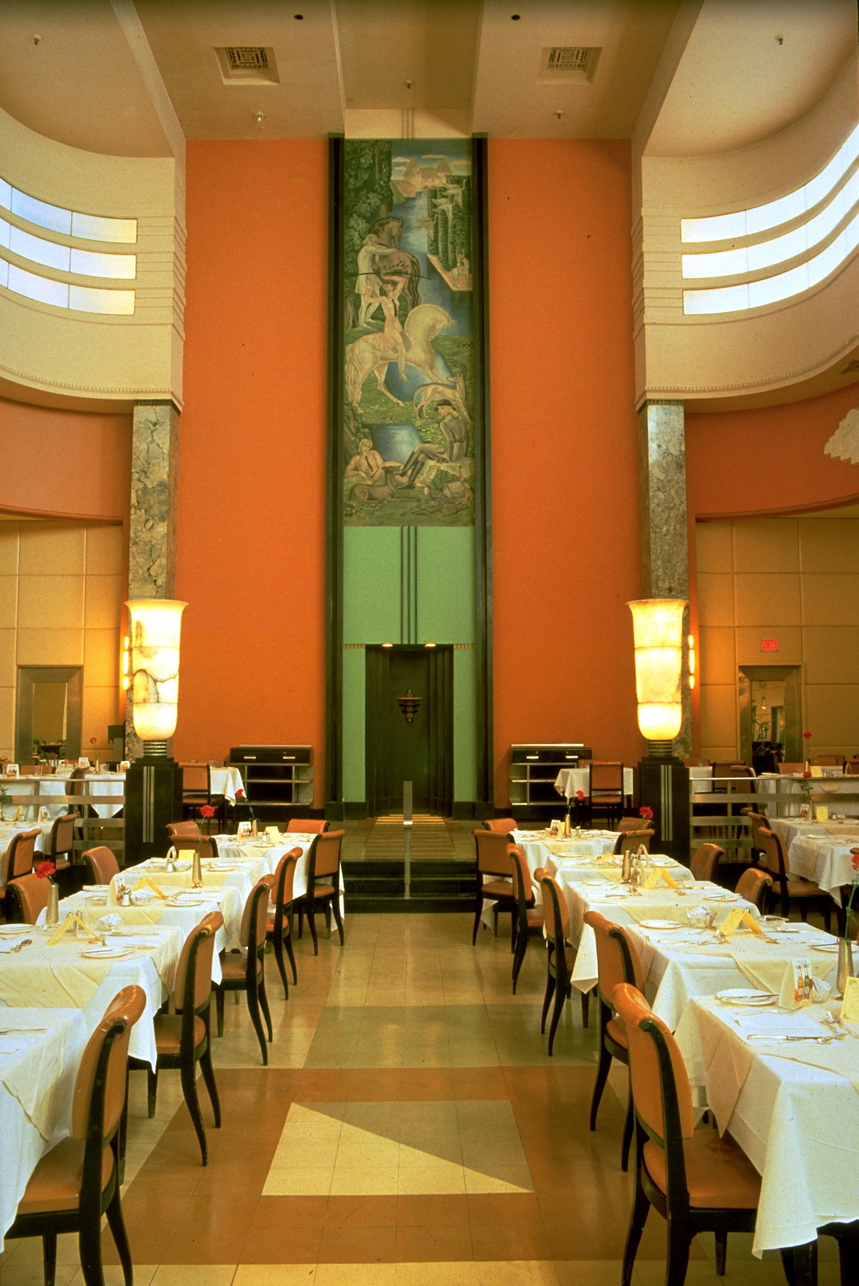 Eaton S Store Montreal Dining Room