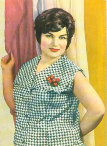 Best of 60s Persian Music -Mahasti Marzieh بهترین های