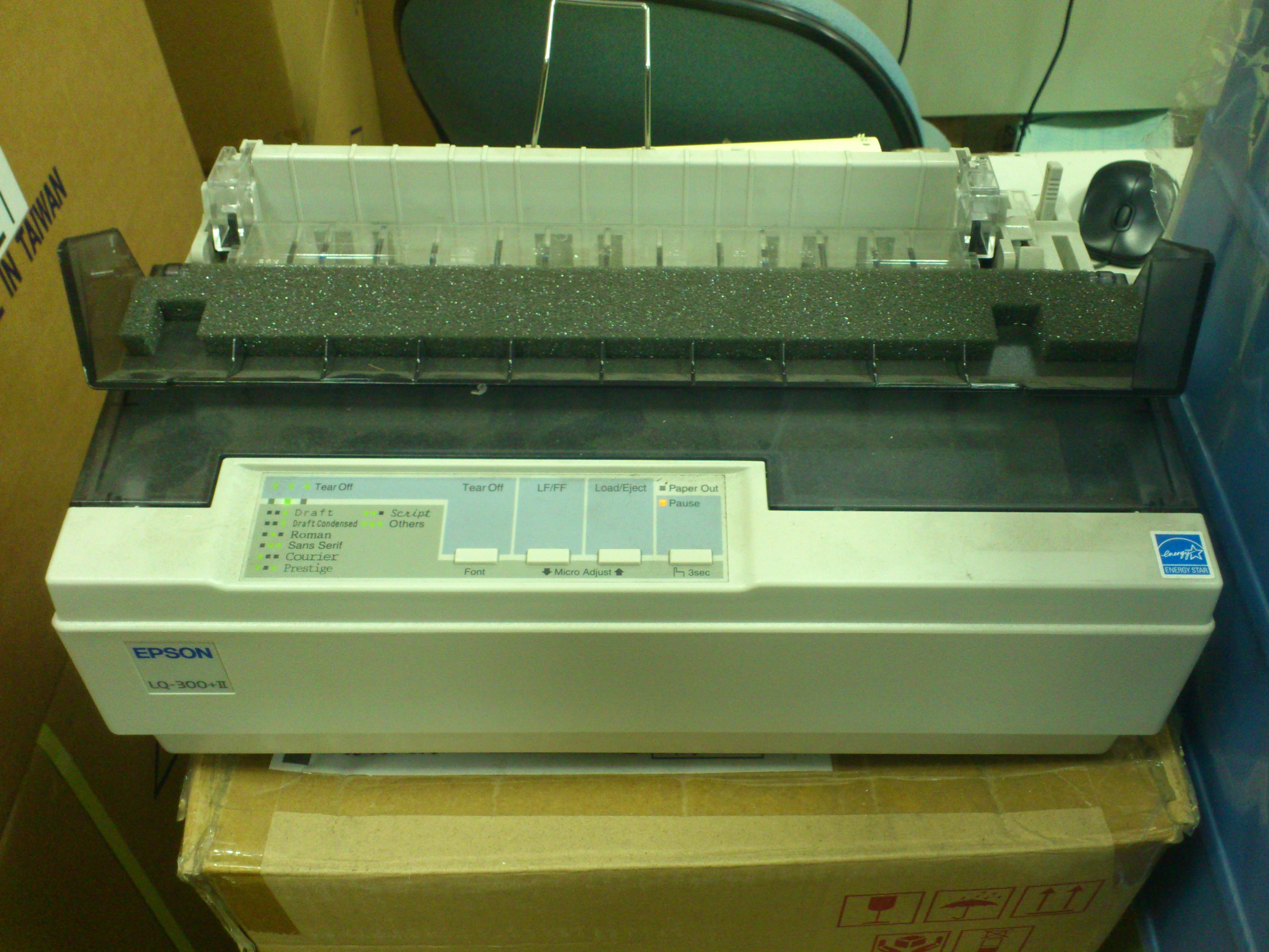 EPSON LQ-400 DRIVER FOR WINDOWS
