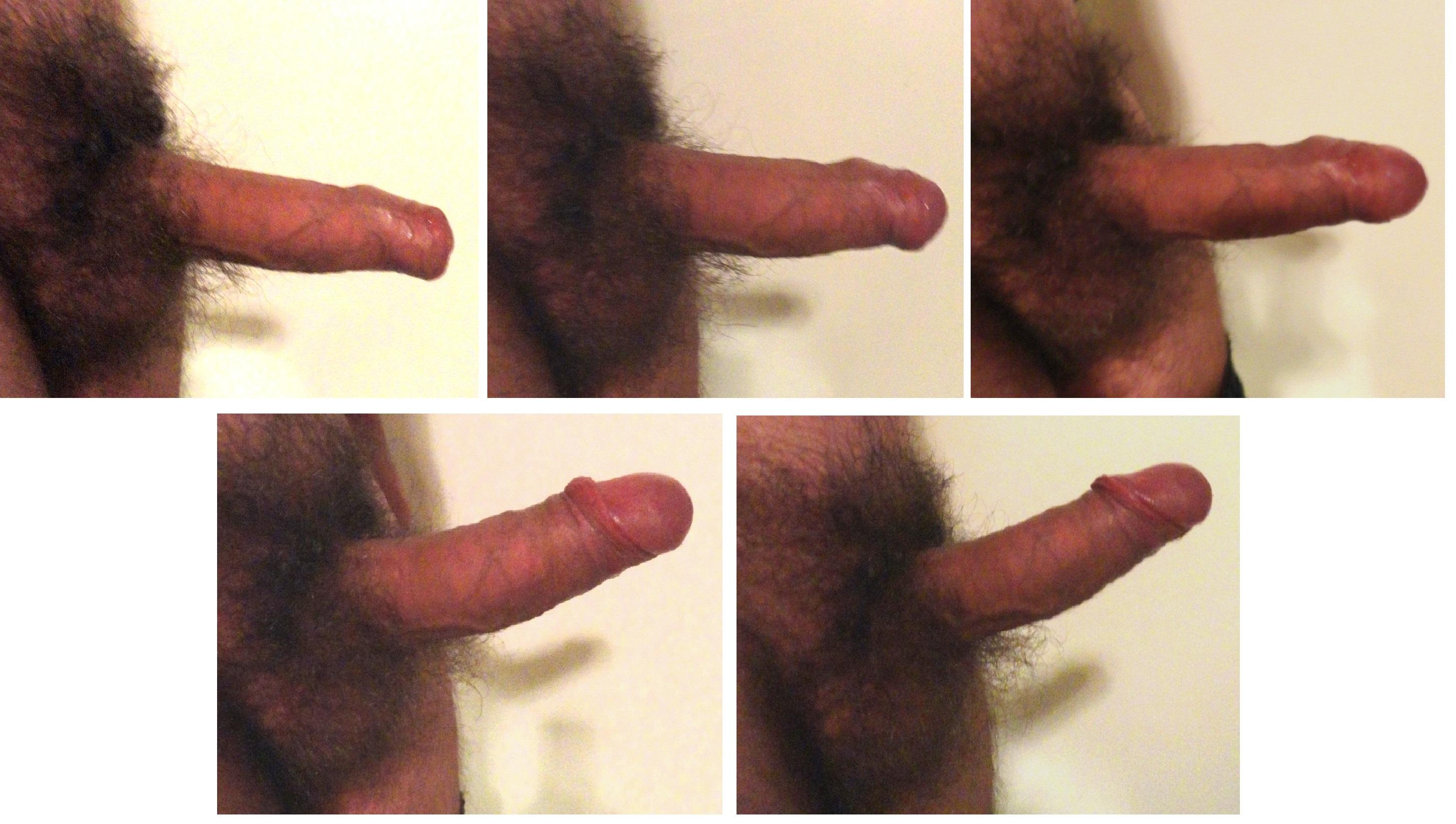 Penis erection study