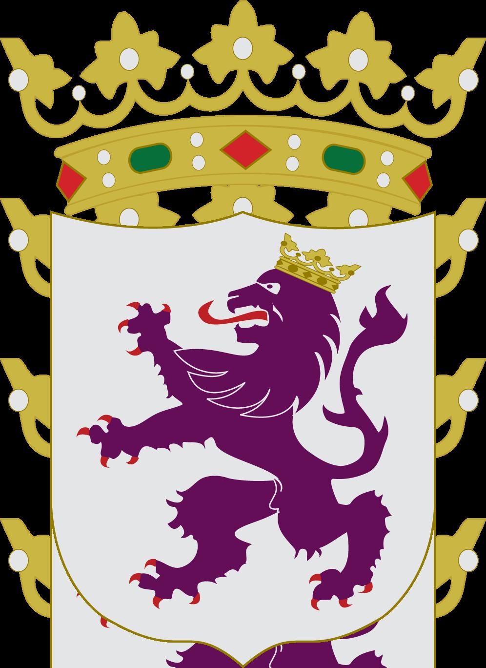 Resultado de imagen de leon escudo
