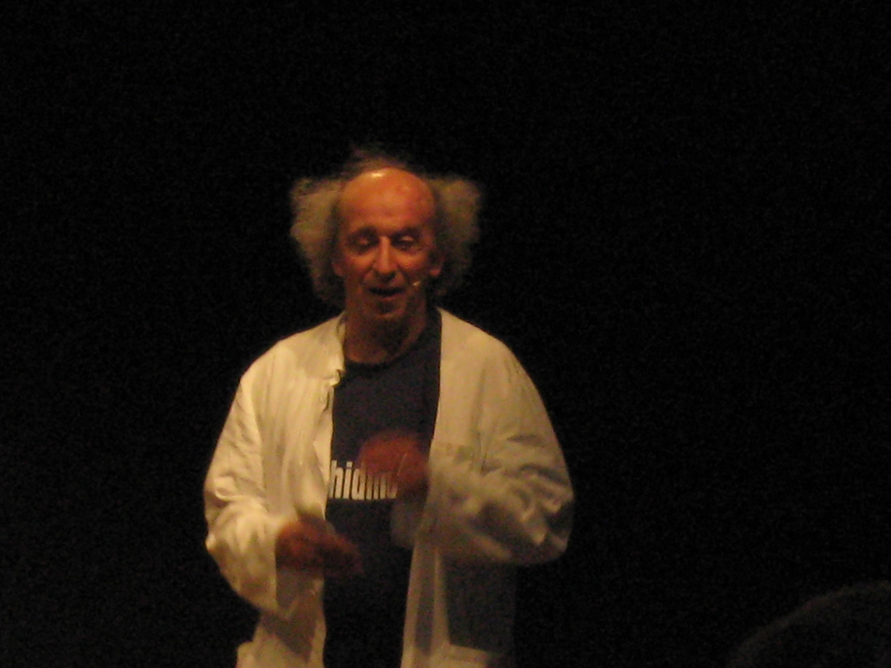 Bruno Arena a Carate Brianza il 20 giugno 2008