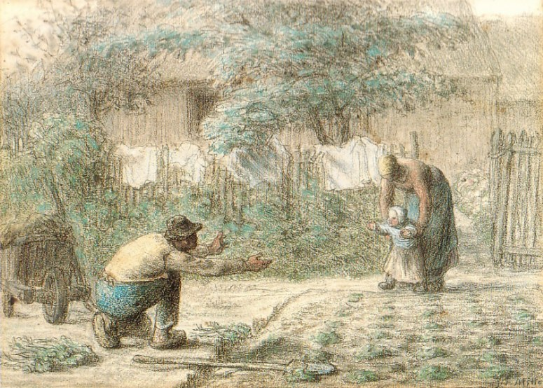 File:First Steps (Millet).jpg