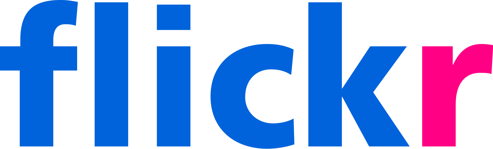 Image result for flickr logo