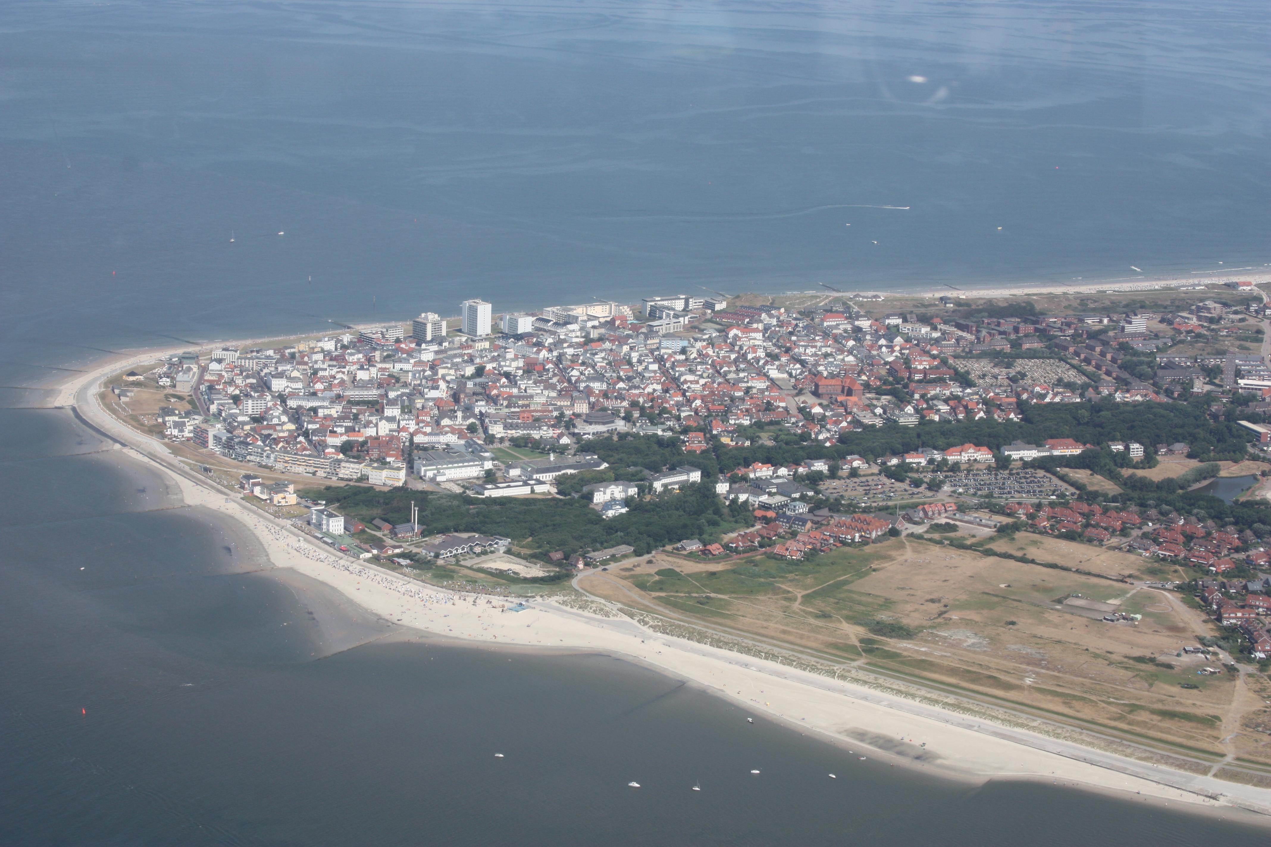 North Sea German Islands