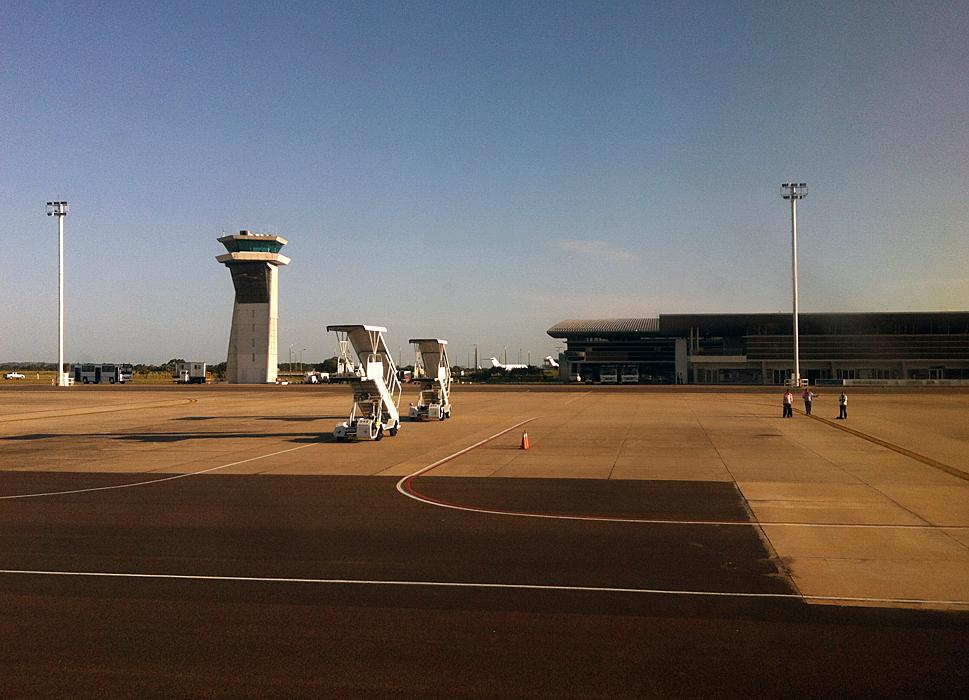 Depiction of Aeropuerto Internacional de Punta del Este