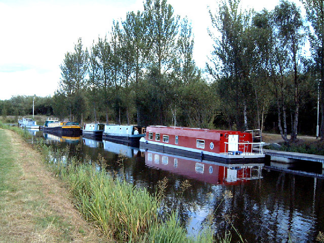 Forth and Clyde Canal - geograph.org.uk - 11036