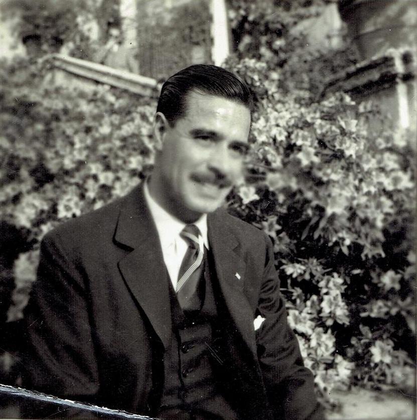 Retrato de Edmundo P. Zaldívar.