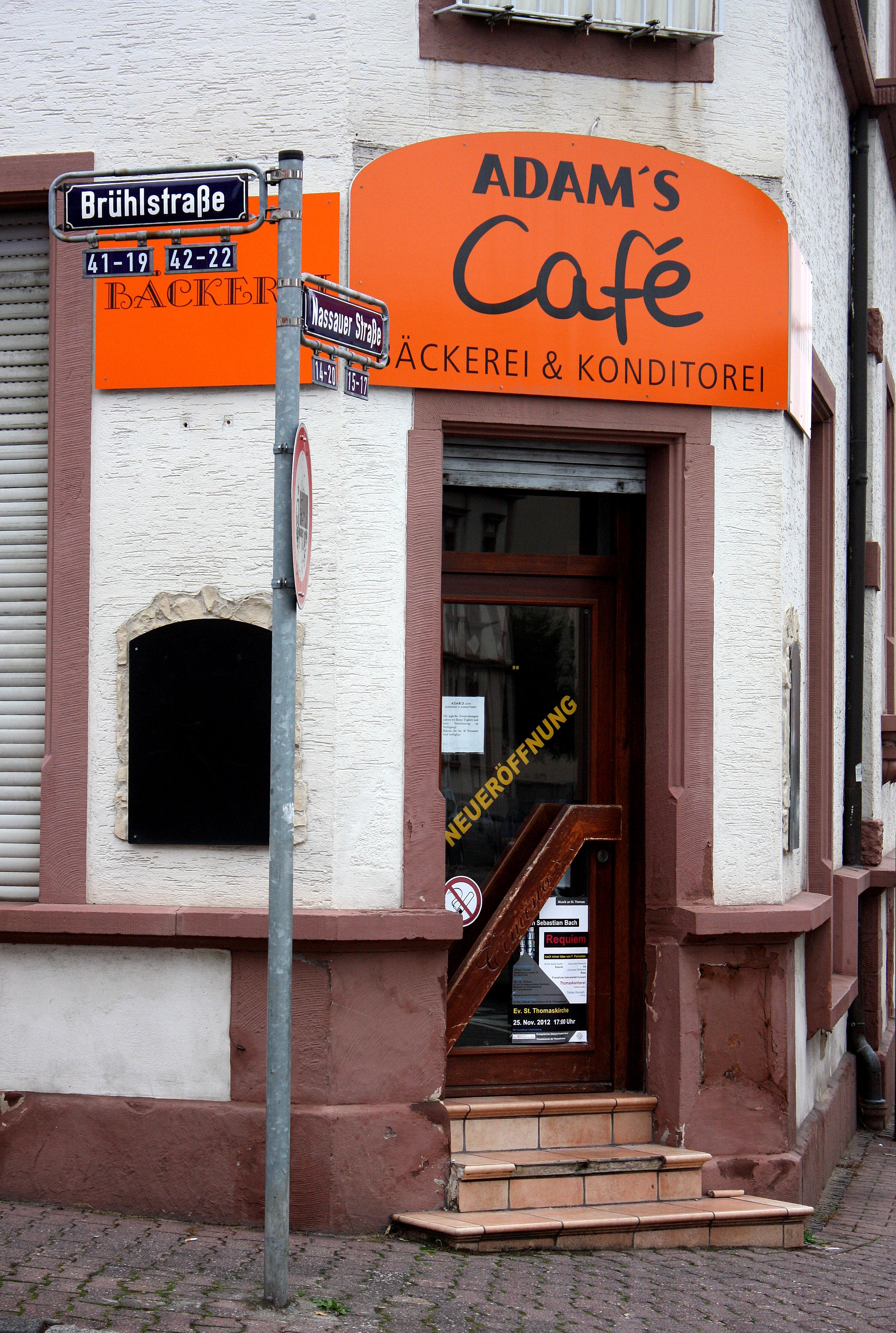 Dating cafe frankfurt