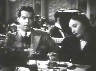 Fred MacMurray and Barbara Stanwyck in a trailer for Remember the Night
