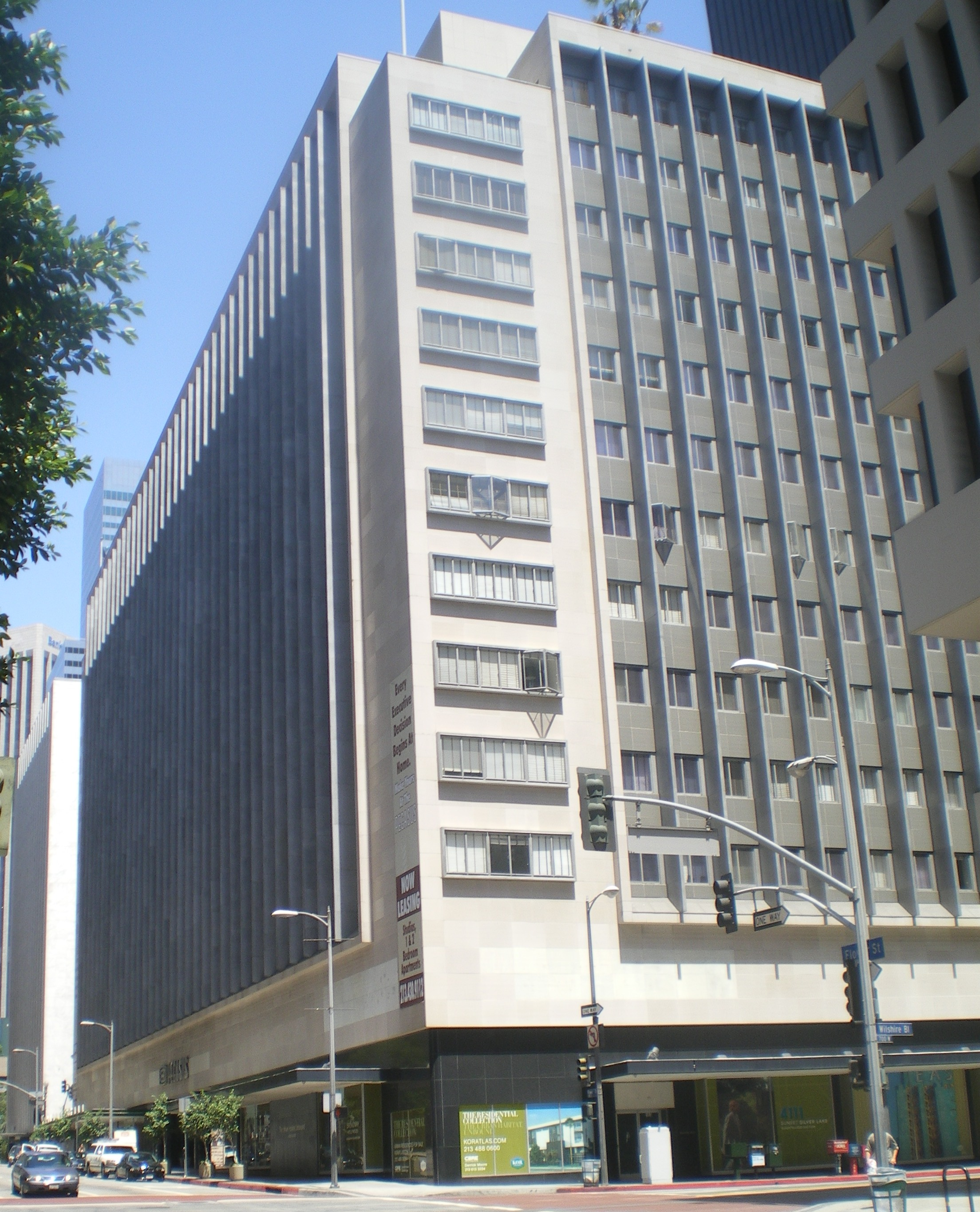General Petroleum Building - Mobil - Pegasus Apartments