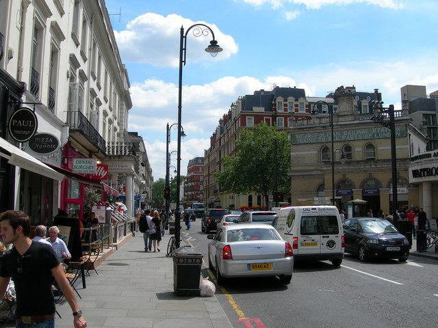 Ashburn Hotel Kensington London England