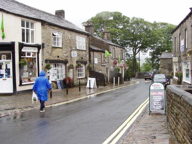 Grassington Village - geograph.org.uk - 543173