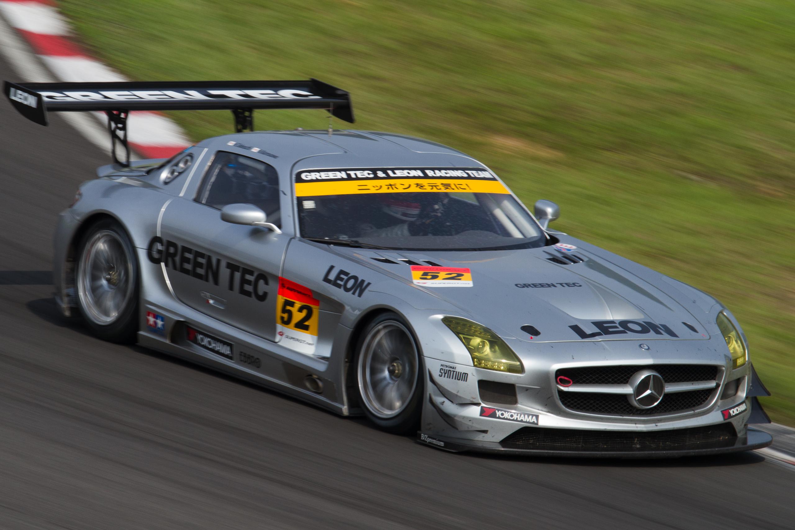 File Green Tec Leon Sls 2012 Super Gt Sugo Race Jpg