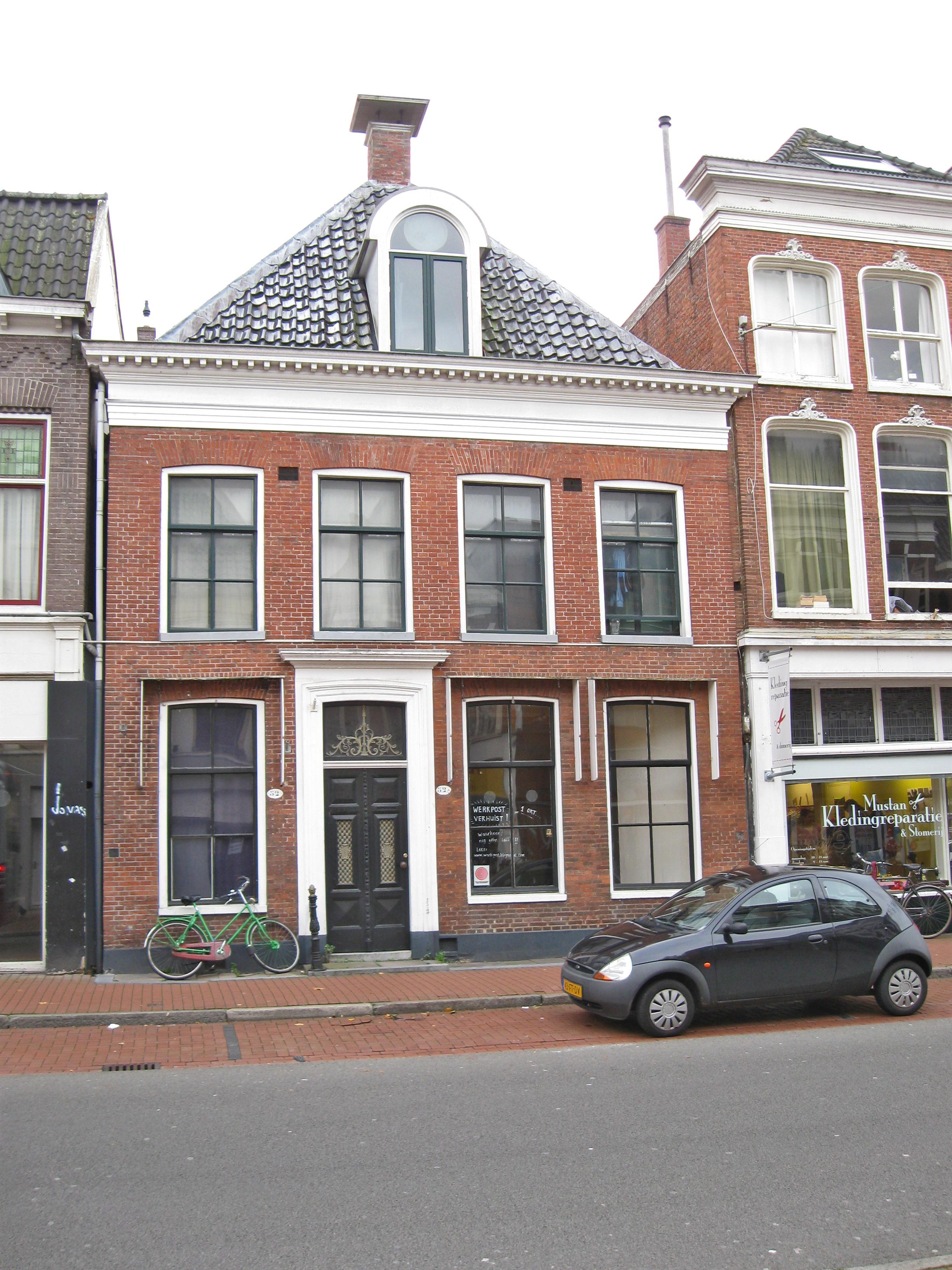 Bestandgroningen Nieuwe Ebbingestraat 52jpg Wikipedia