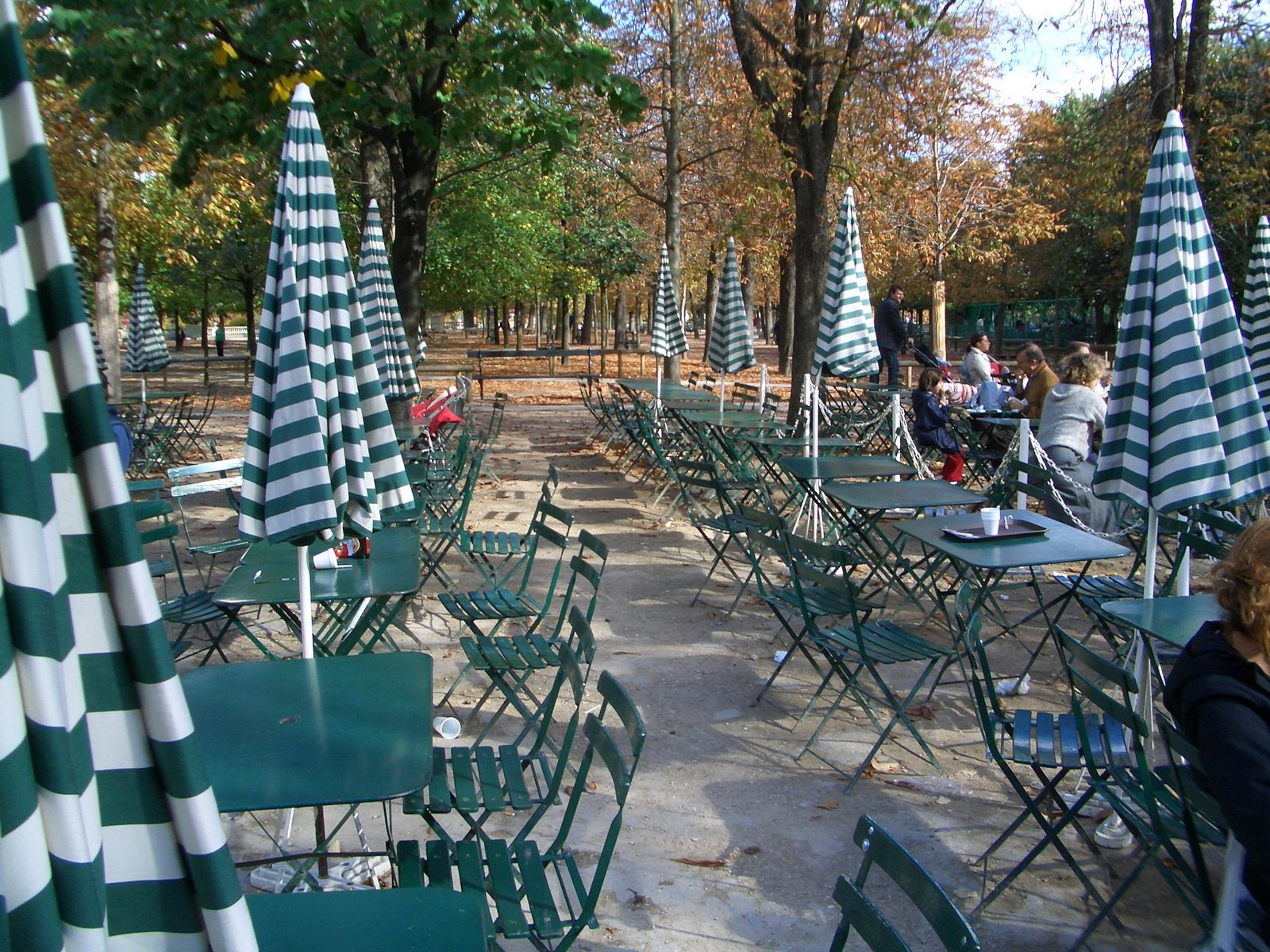 File guinguette au jardin du luxembourg jpg wikimedia for Restaurant dans jardin paris