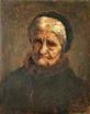 Head of an Old Woman by Percy Bigland.jpg