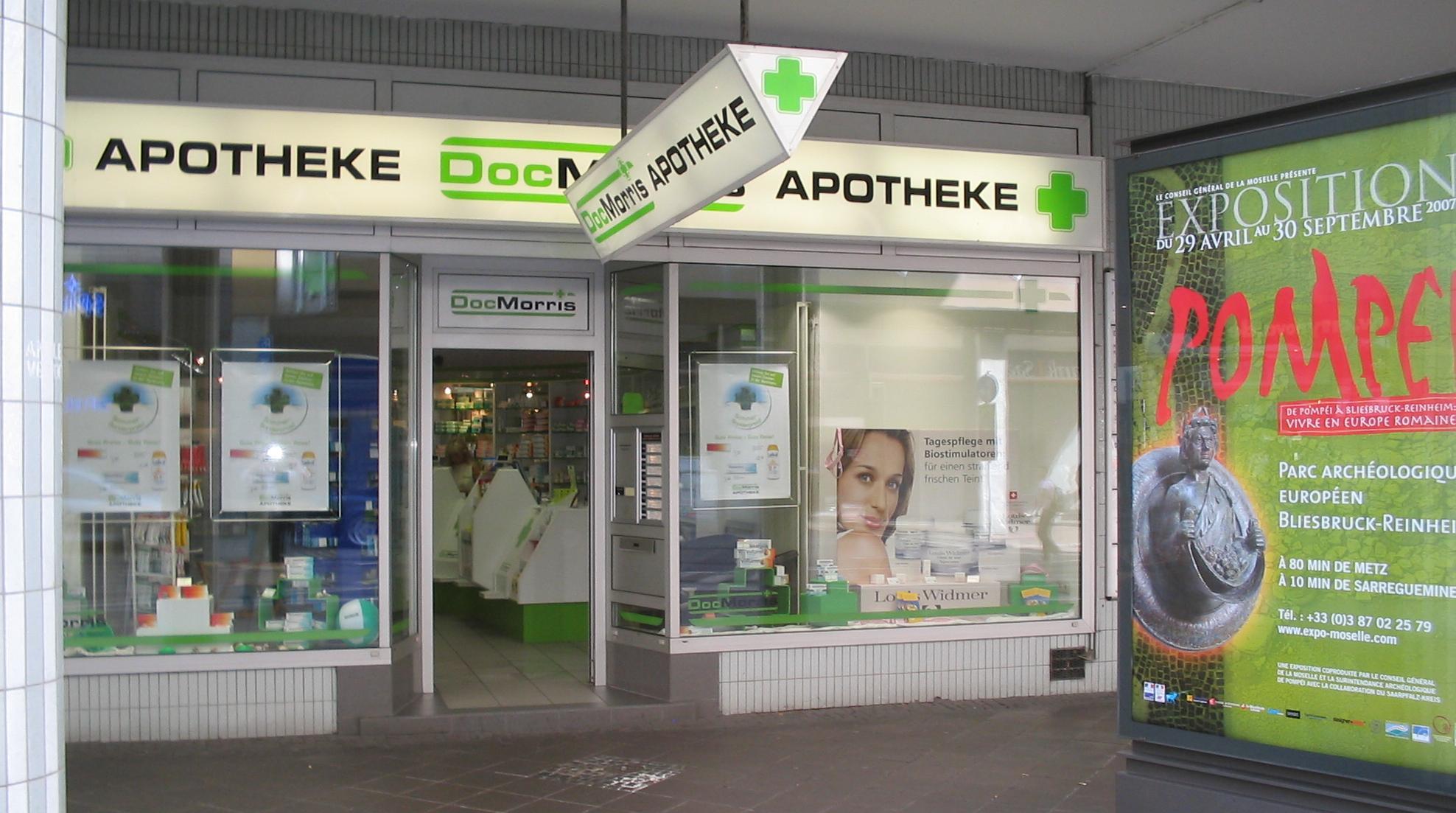 OLG zu Docmorris Keine Medikamente aus dem Automaten