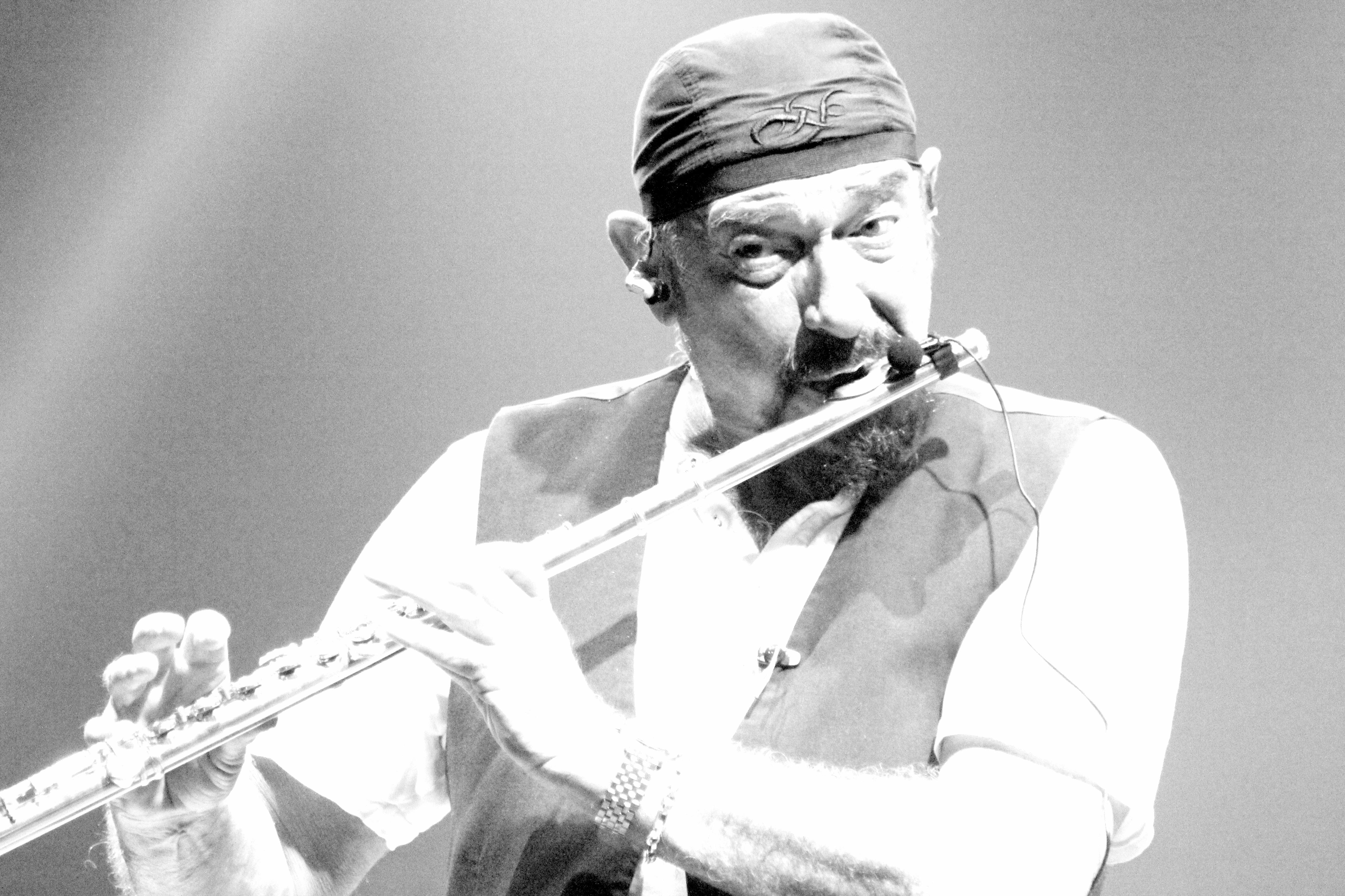 Anderson en vivo en 2014