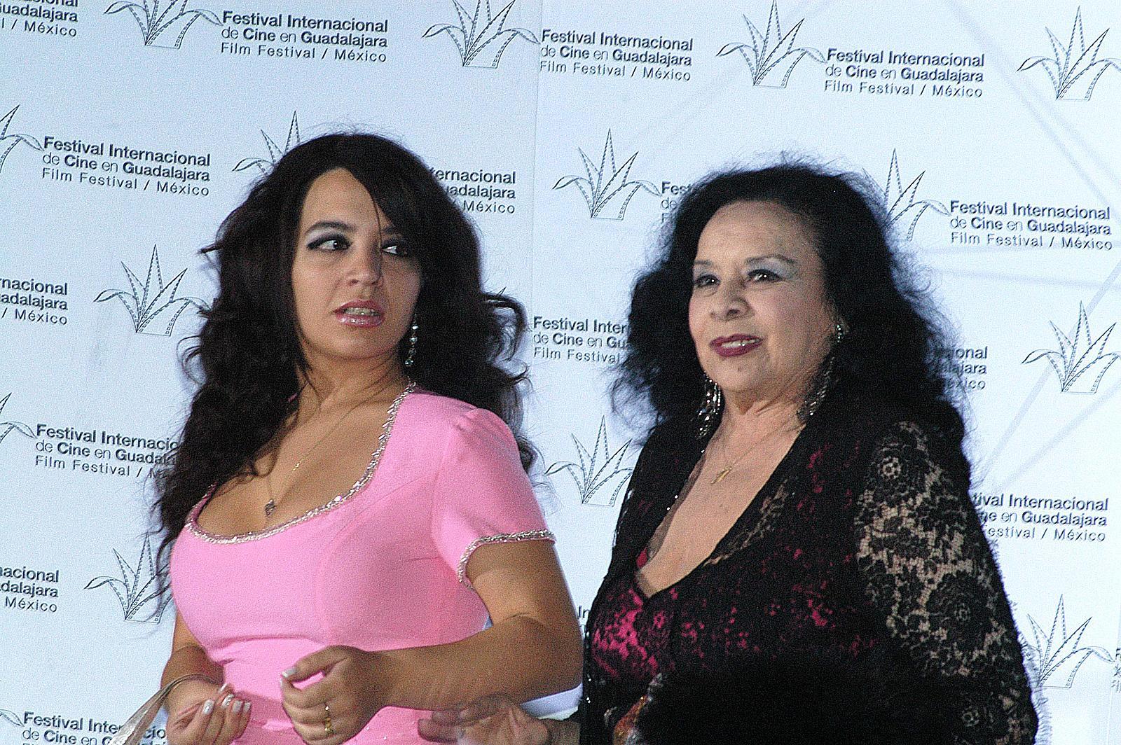 File:Isabel Sarli, Festival Internacional de Cine en Guadalajara ...