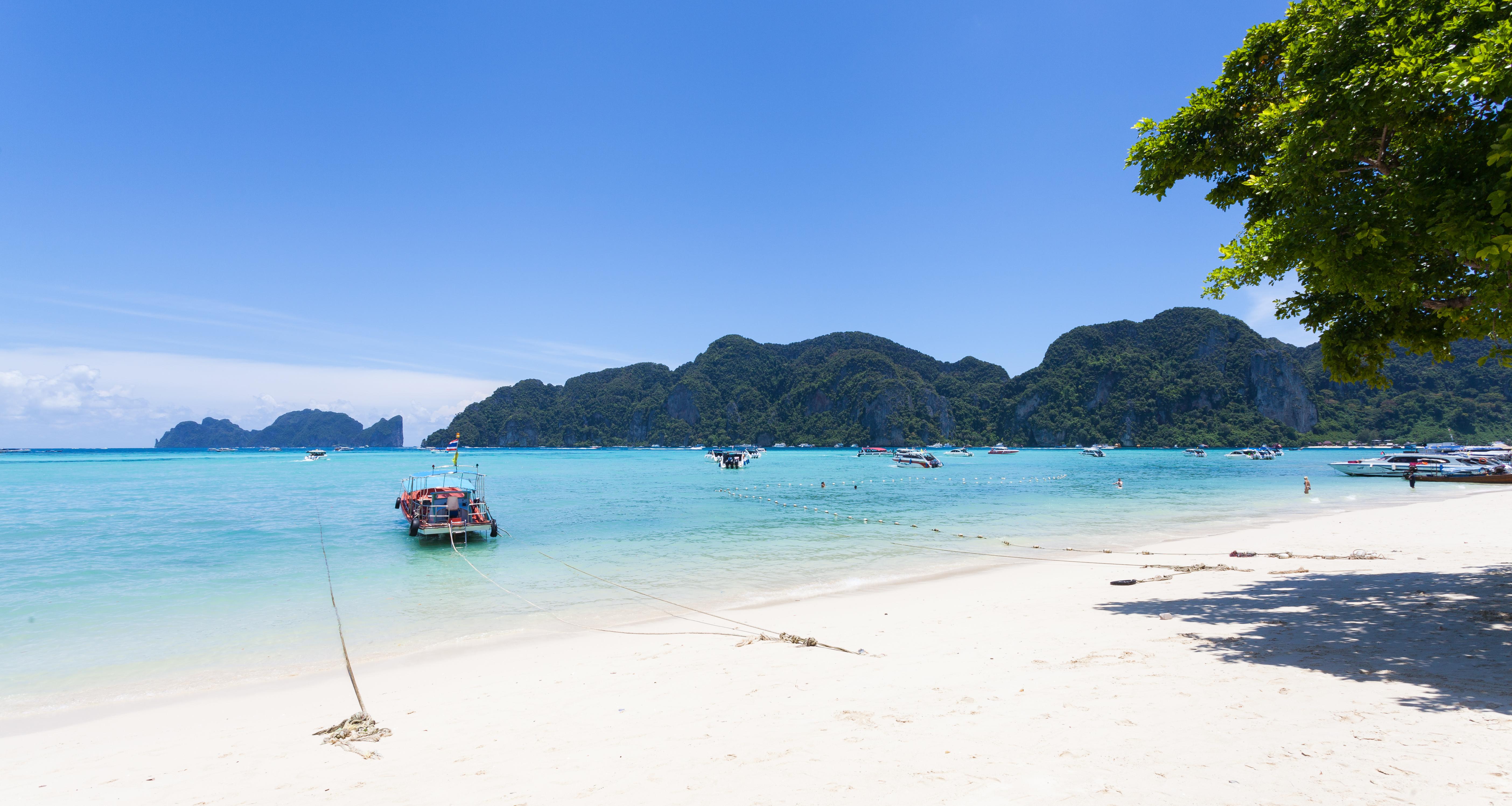 Phi Phi Island And Phang Nga Bay Tour  Days