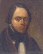 Jan Hendrik van Grootvelt - zelfportret (1850) (cropped).jpg