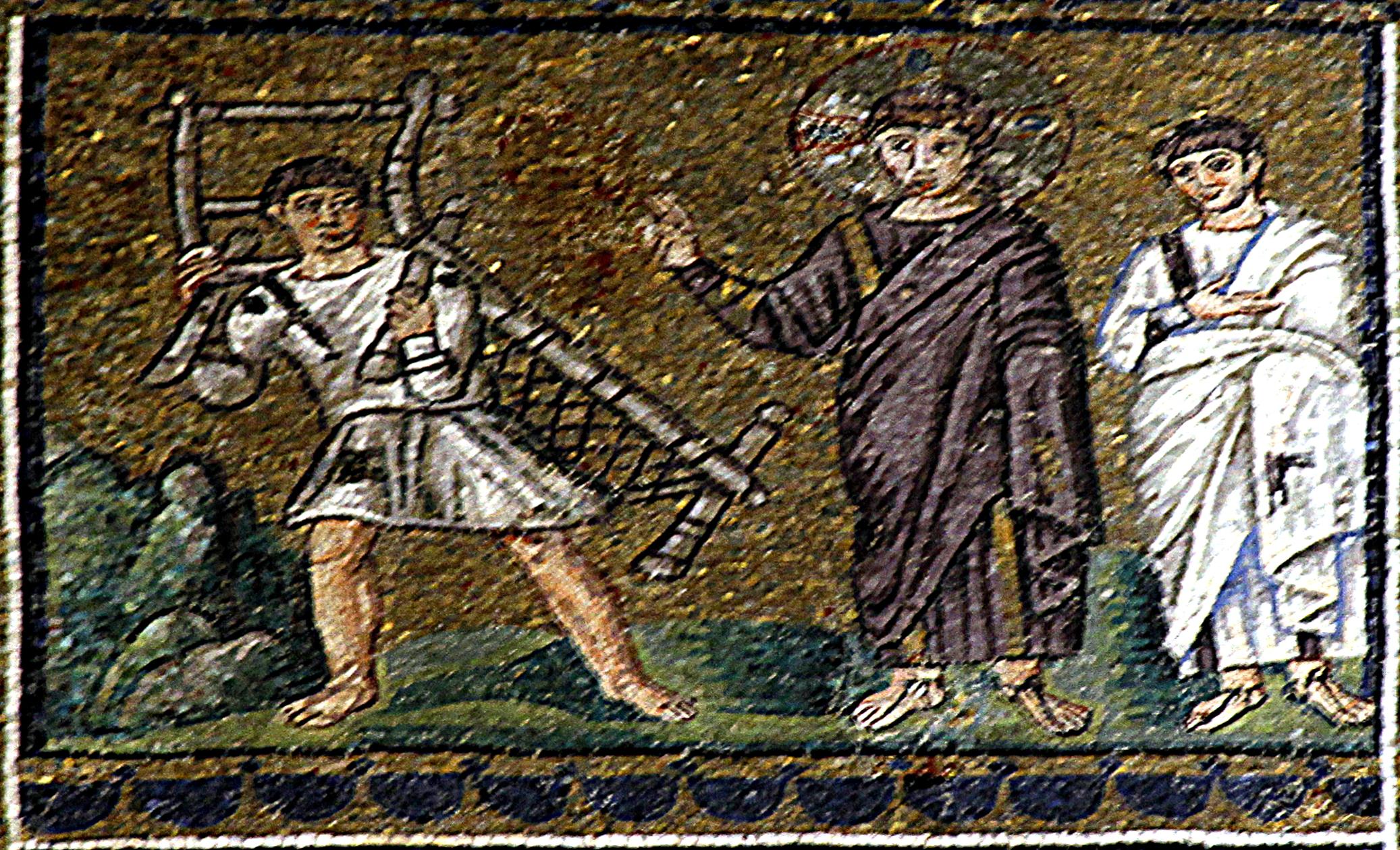 FileJesus Healing A Paralytic In Bethesda