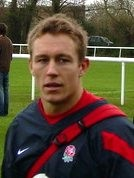 Photo en buste de Jonny Wilkinson