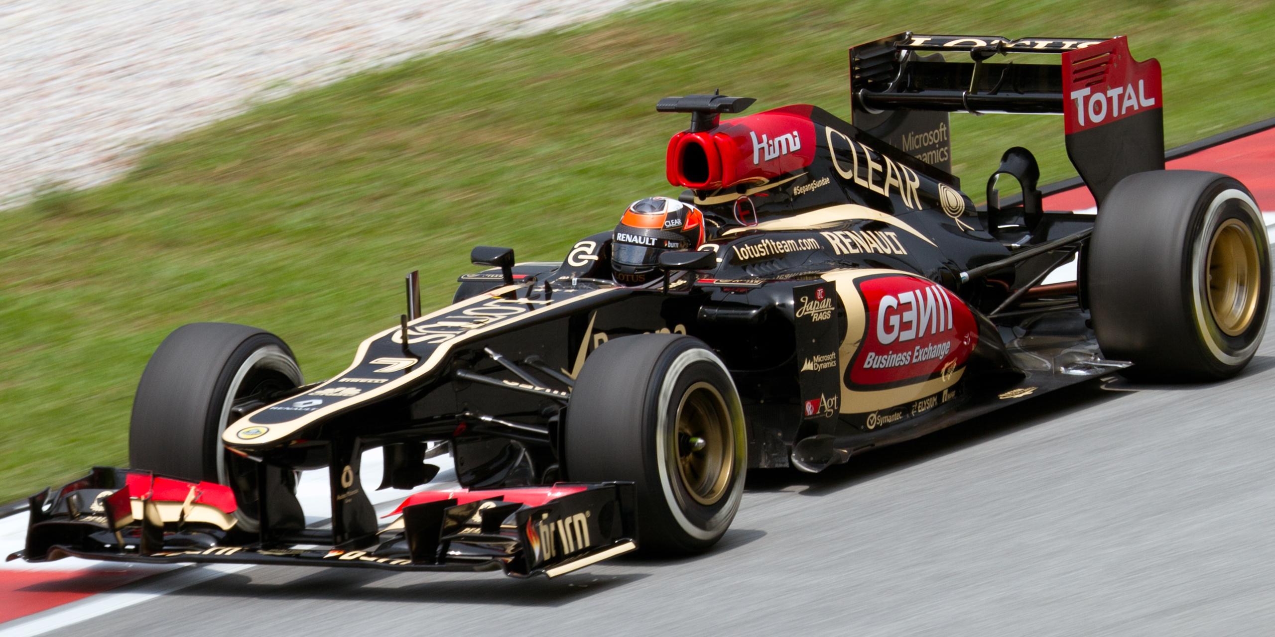 Drivers  STATS F1