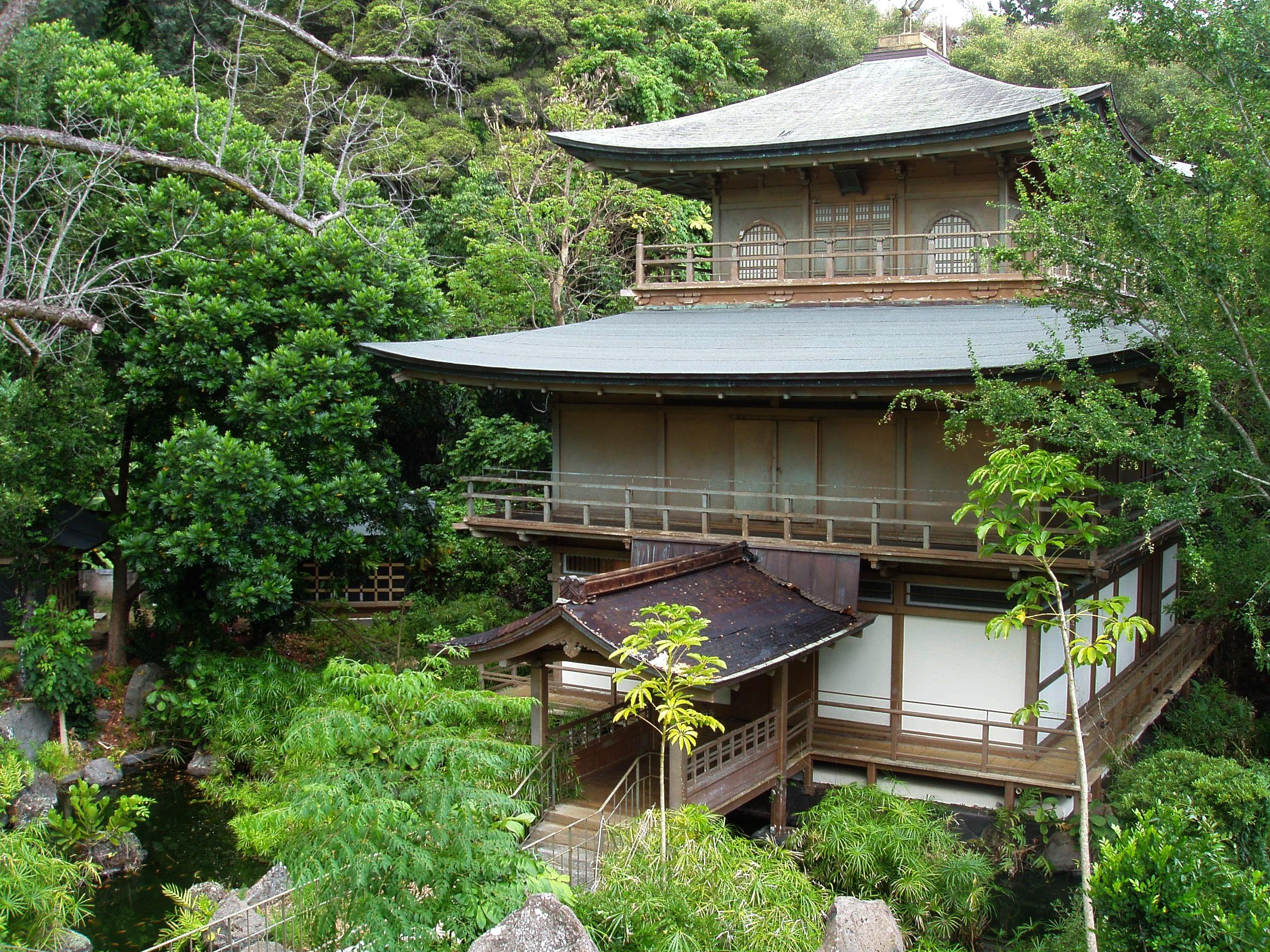 Kyoto Gardens Of Honolulu Memorial Park