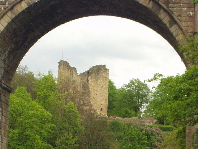 Knaresborough Castle - geograph.org.uk - 98041