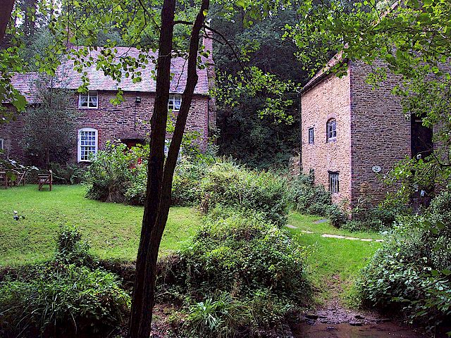 Knowles Mill in the Wyre Forest - geograph.org.uk - 1079391