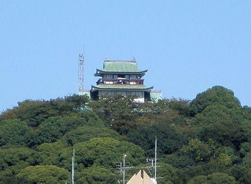 Komaki Castle 03
