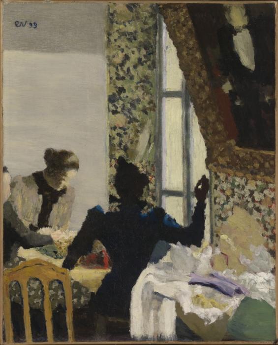 Edouard Vuillard Paintings Edouard Vuillard 1893 Jpeg