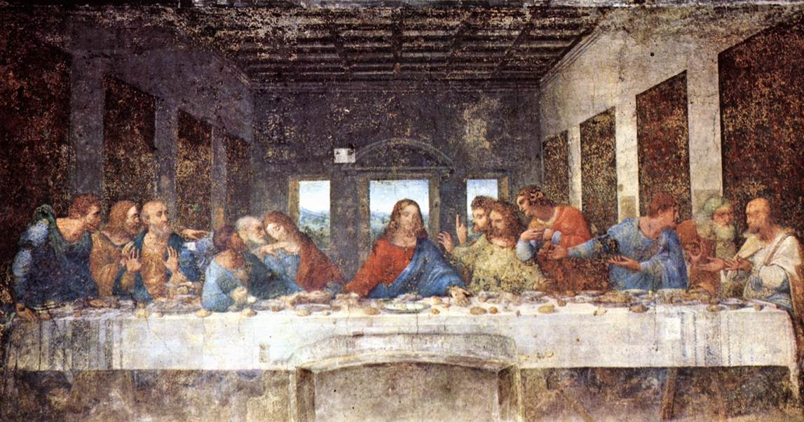 File:Leonarda da vinci, last supper 02.jpg - Wikimedia Commons