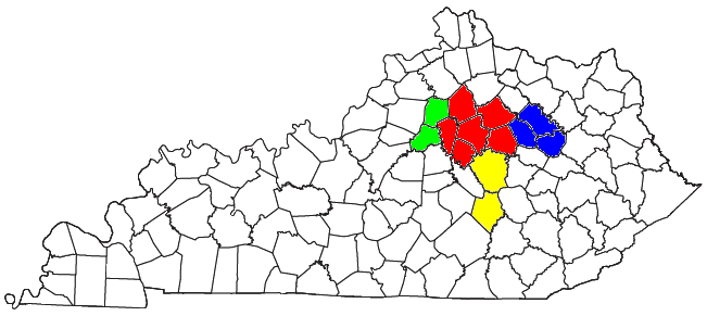 Richmond-Berea micropolitan area