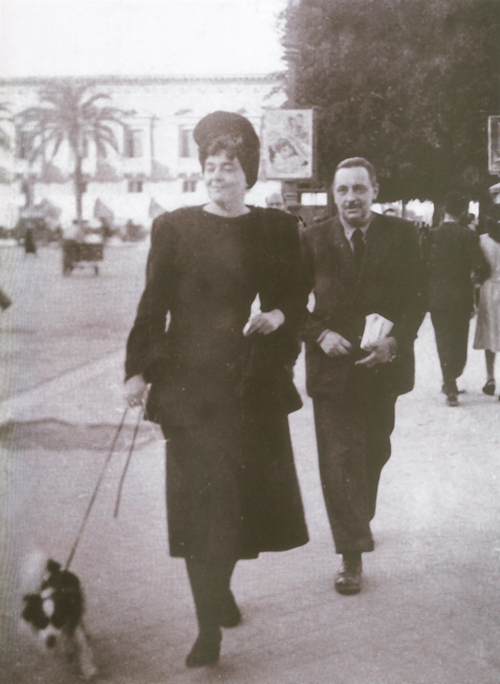 Fichier:Licy e Giuseppe Tomasi a Palermo negli anni Trenta.jpg ...