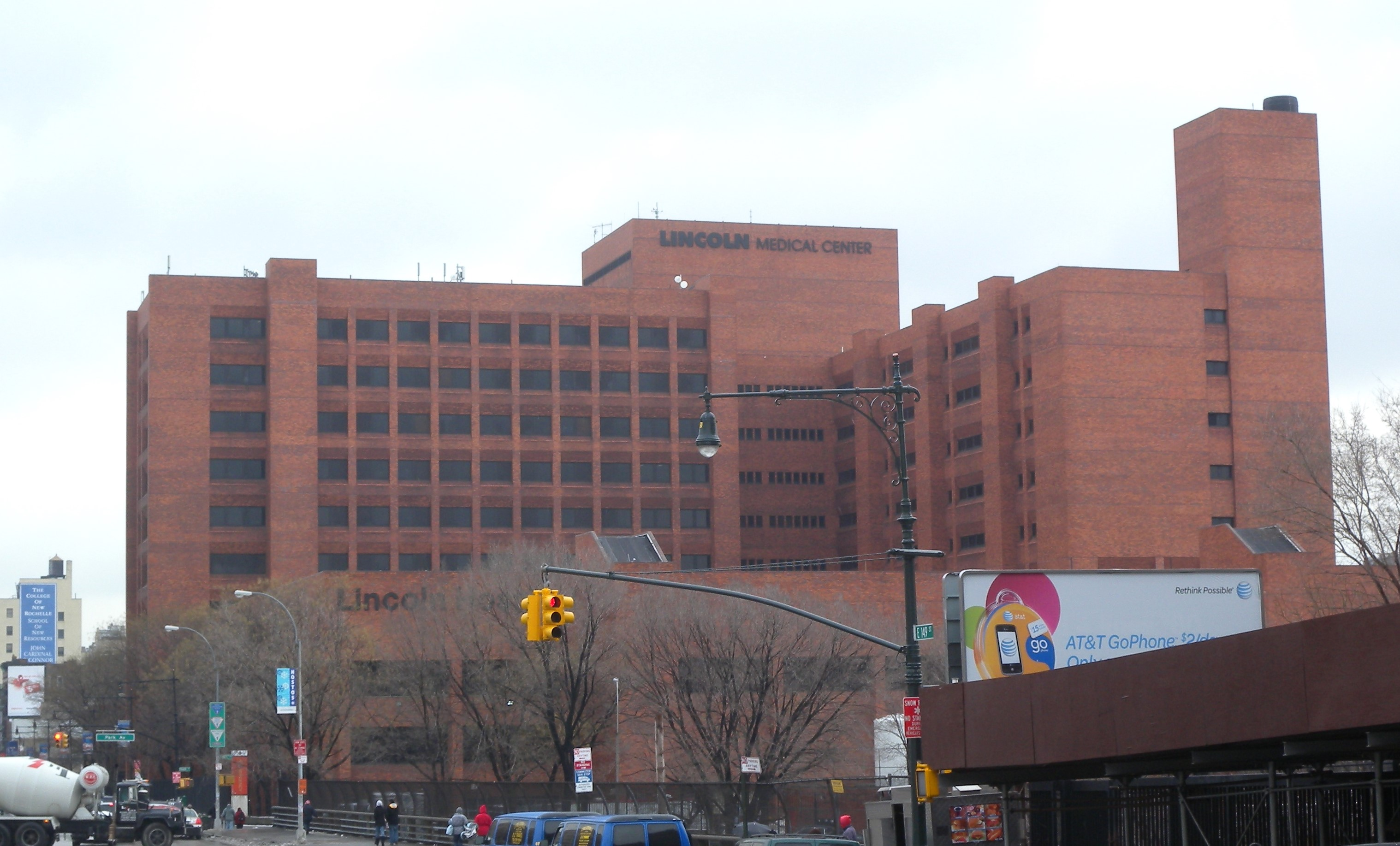 Lincoln Hospital (Bronx) - Wikipedia