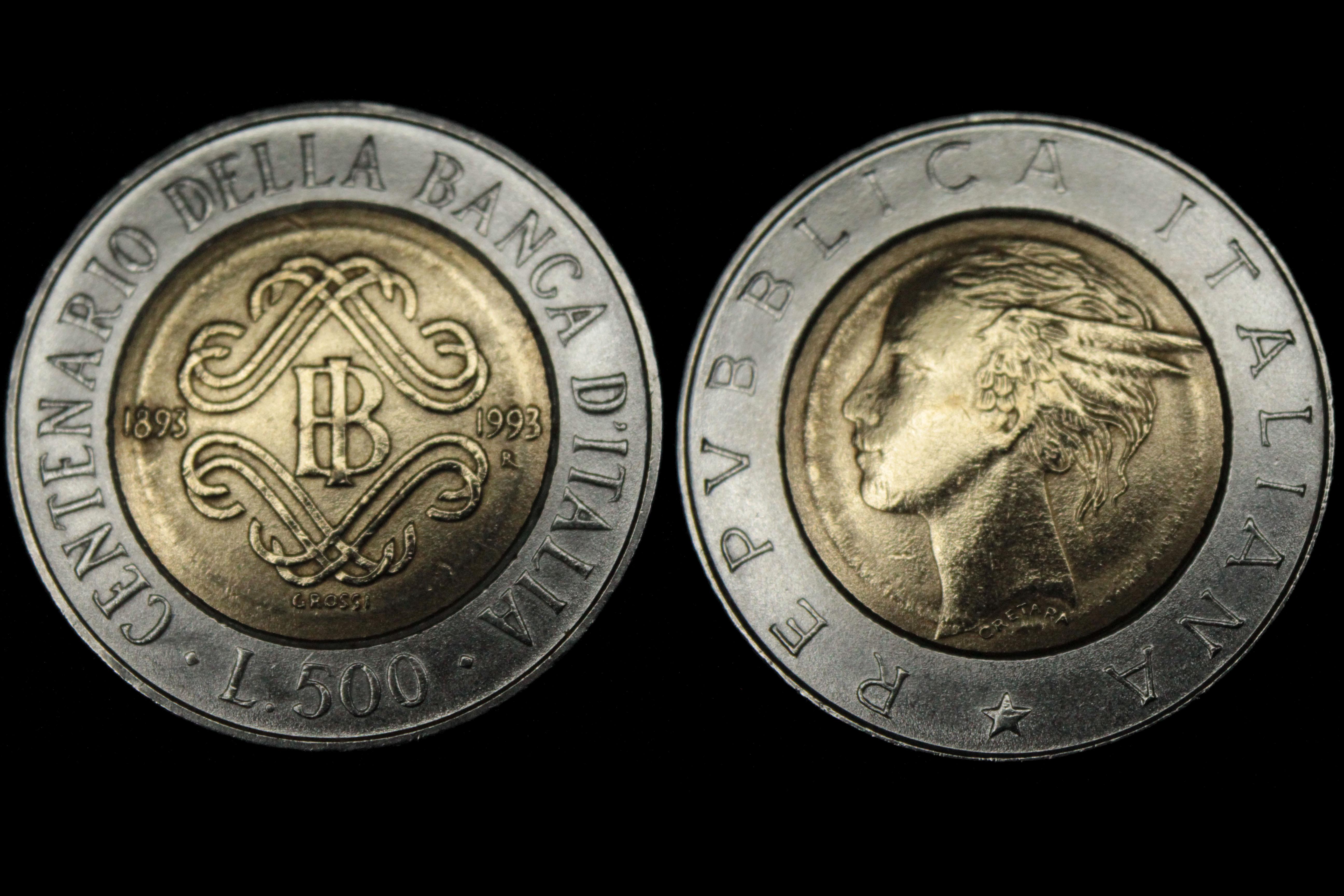 500 lire valore