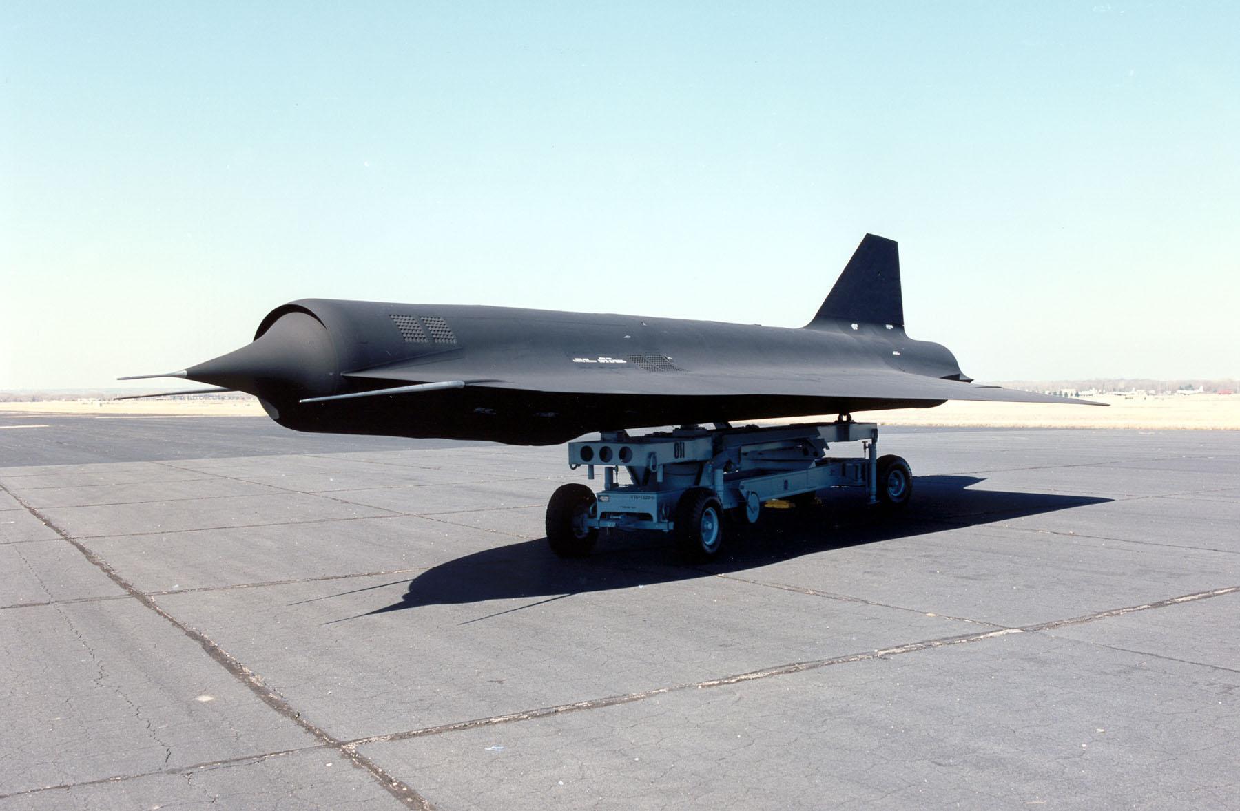 [Information] DF-21D : ASBM - Page 2 Lockheed_D-21B_USAF