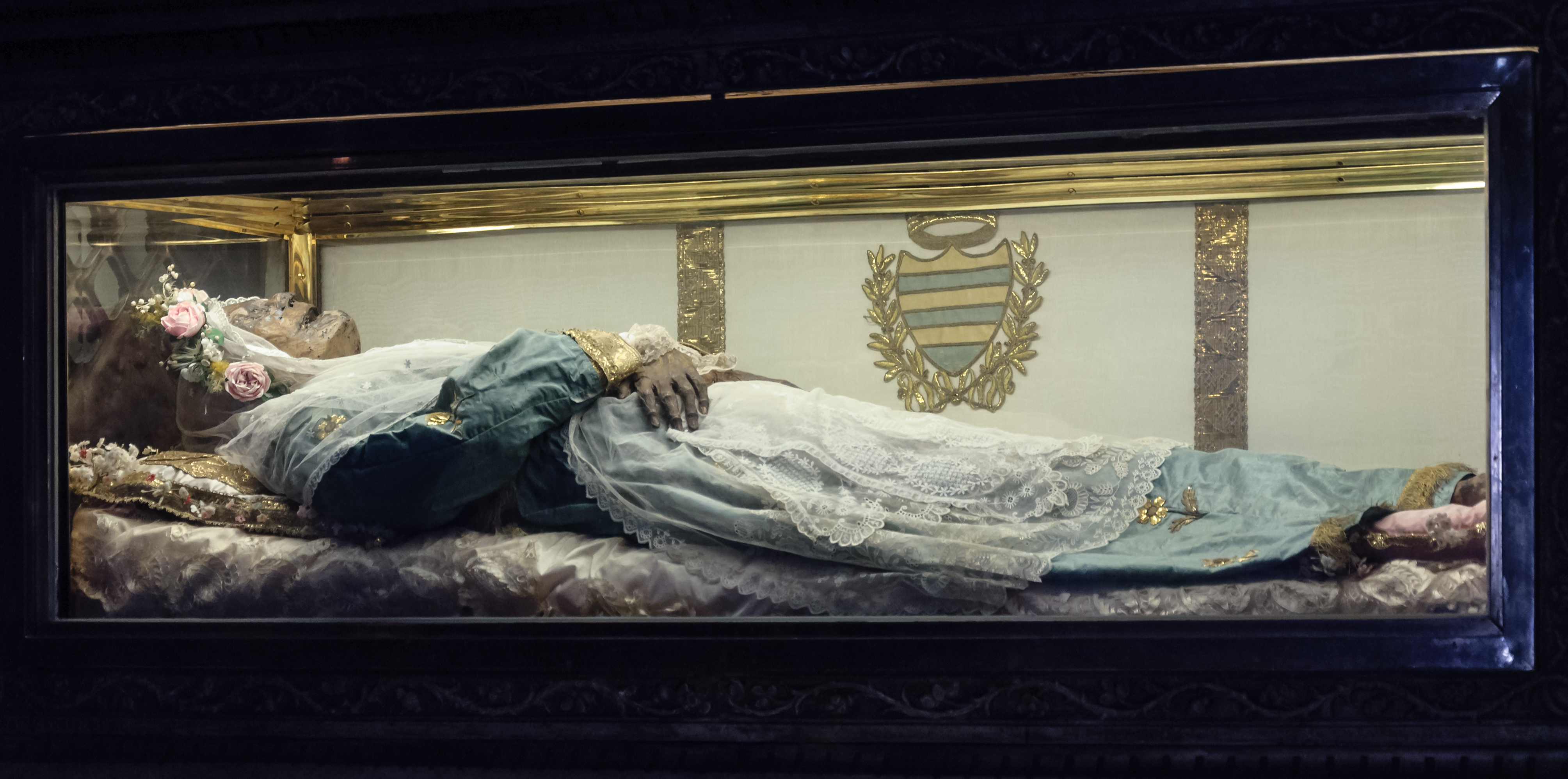 Santa Zita vergine di Lucca