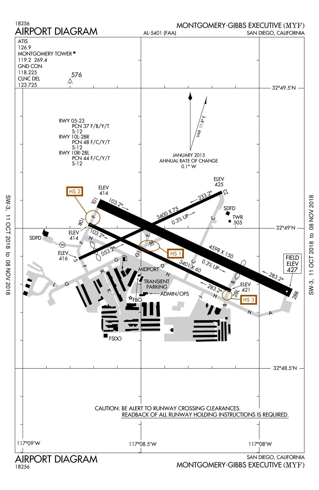 Montgomery-gibbs Executive Airport